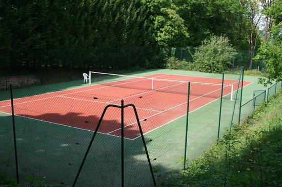 Le Jardin Aux Epilobes: Le Tennis