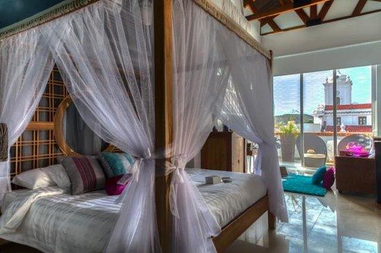 Casa de Leda - a Kali Hotel: Suite Teca (teak wood)