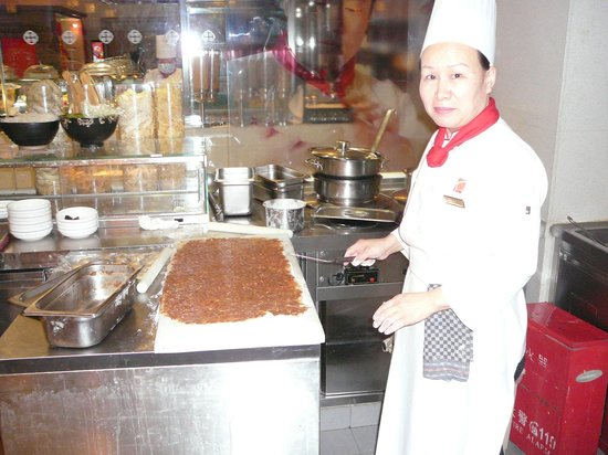 Traders Hotel, Beijing: Yes I had a thing for the breakfast buffet