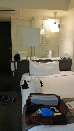 Hotel Inside Numazu Inter: l'interno di una camera