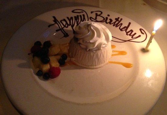 Roy's : Birthday Treat