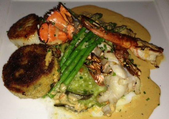 Roy's Restaurant : Shellfish Sampler
