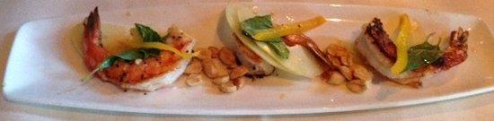 Roy's : Shrimp & Green Papaya