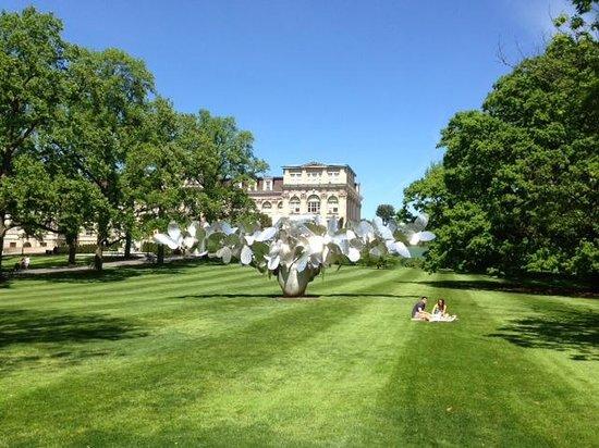 Sculpture Foto De New York Botanical Garden Bronx Tripadvisor