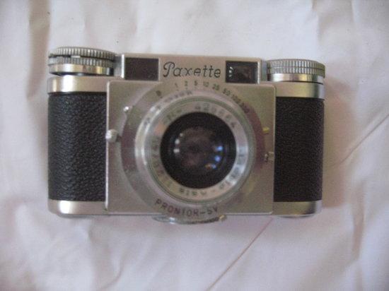 HQ Antiguedades y Coleccionables : camara fotografica marca paxette (alemana)