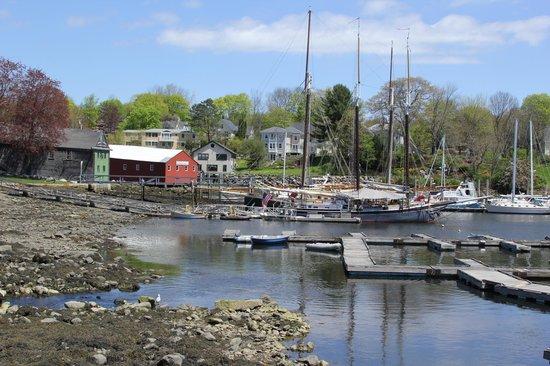 Camden Harbor Park and Amphitheatre: Camden Harbor