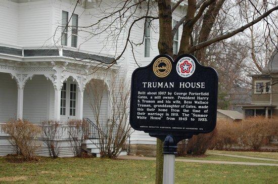 Harry S Truman National Historic Site: TRUMAN HOME