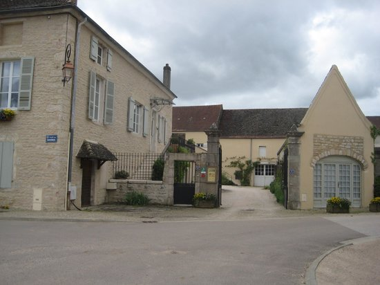 Domaine des Anges : View from the street