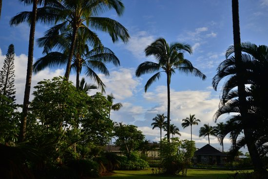Ali'i Kai Resort : View of from Unit 8-A