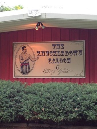 Knuckle Down Saloon