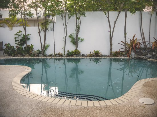 Tres Palmas Inn: pool area