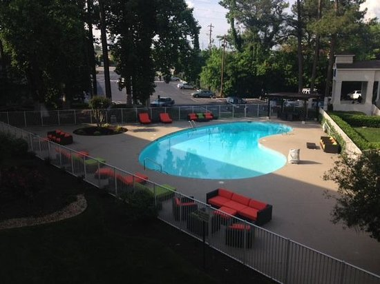Studio 6 Atlanta - Marietta : Pool1