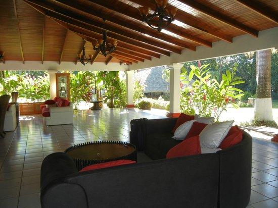 Orotina, Коста-Рика: lobby