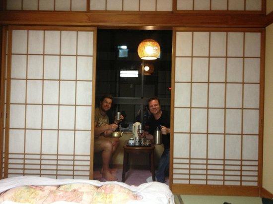 Kaneyoshi Ryokan: A great stay