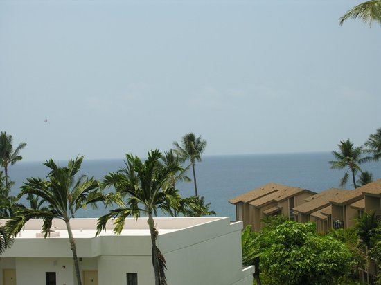 Wyndham Royal Sea Cliff: View from our lanai