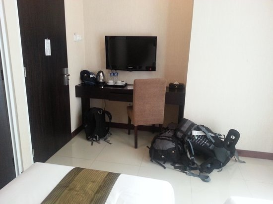 Vio Cimanuk Bandung (Managed by Dafam Hotels): Vio Cimanuk room features