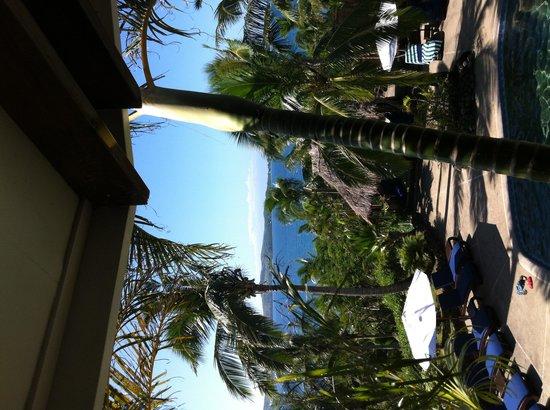 Wananavu Beach Resort: Bula