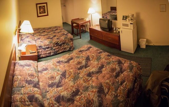 Motel 6 Cache Creek BC: Good Knight Inn Interior