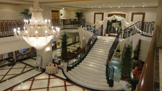 Hotel Nikko Princess Kyoto: ロビー