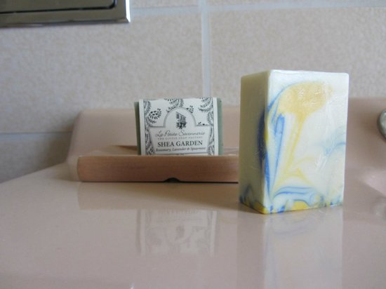 House on Metolius: Beautiful soaps