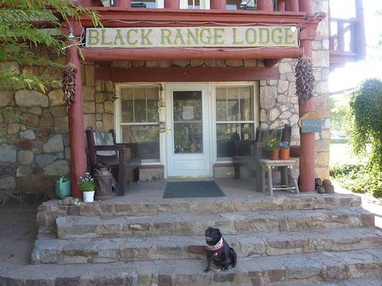 The Black Range Lodge: Entrance to Black Range Lodge
