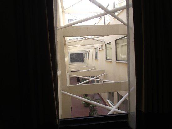 NH Mexico City Centro Histórico: vista dos quartos de fundo do hotel, por onde entra a claridade natural