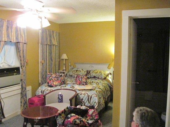 Hotel Villa Convento: 2nd bed in room 208 (so comfy)