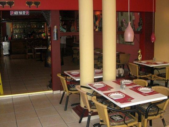 Sawasdee Thai Restaurant: Interior shot