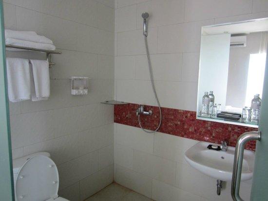 Paradise Loft Villas Jimbaran: Bathroom