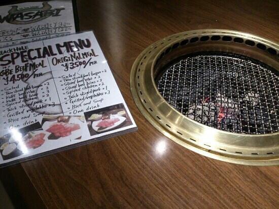 Blackhole: Menu & Grill