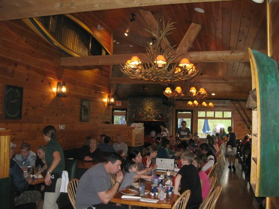 Dining Area Muddy Moose Restaurant North Conway Nh Picture Of Pub Tripadvisor