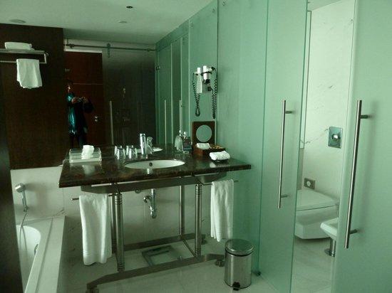 Sheraton Porto Hotel & Spa: Salle de bains