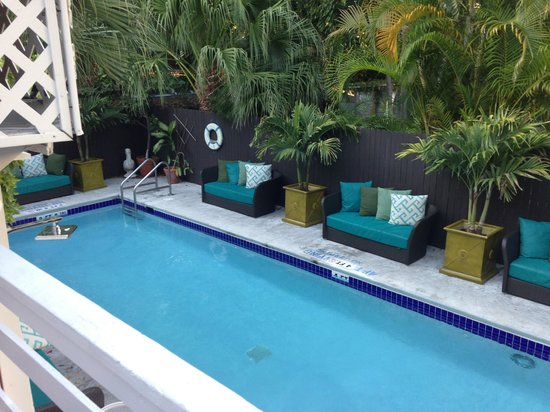 Cypress House Hotel : Key West: The Pool