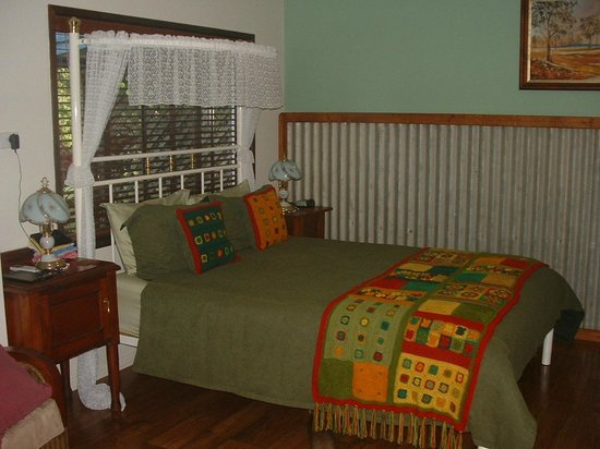 Gumtree on Gillies Bed and Breakfast: Bedroom