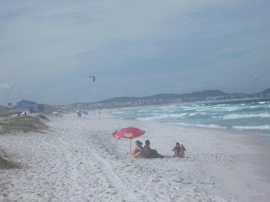 Pousada do Albatroz : playa cabo frio