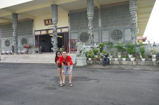 Avalokitesvara Graha Temple (Guan Yin Temple): The overall look of the temple