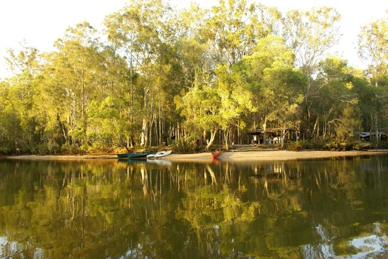 Michael's Clarence Valley Retreat: Hobie and Old Town Kayak/Canoe