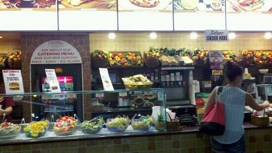 Paradise Cafe: Tasty sandwiches