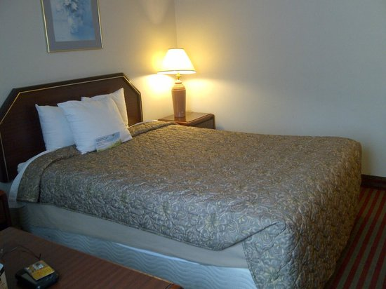 Days Inn Kent 84th Ave: Queen bed
