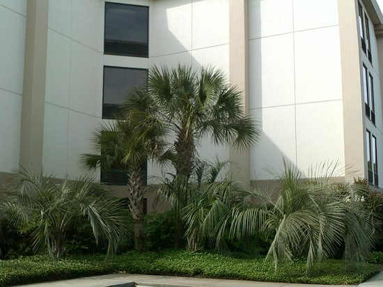 La Quinta Inn & Suites Myrtle Beach at 48th Avenue: side of hotel