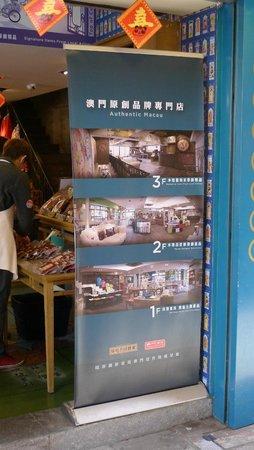 Cunha Bazaar in Taipa