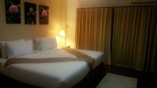 DoiTung Lodge : ภาพถ่ายภายในห้องพัก