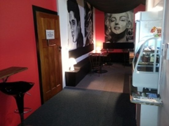 New fx lounge and bar at the cinema paradiso Methven