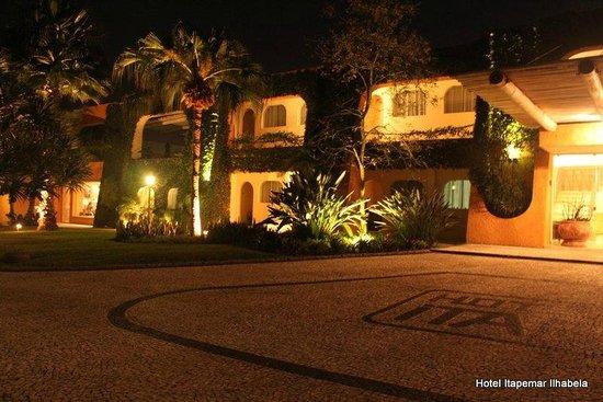 Itapemar Hotel: Fachada das suítes Standart  e Luxo