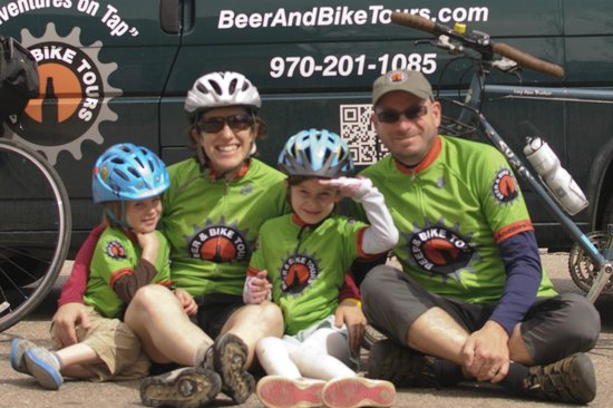 Beer & Bike Day Tours: BBT Family trip