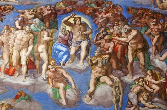 What a Life Tours: Sistine Chapel