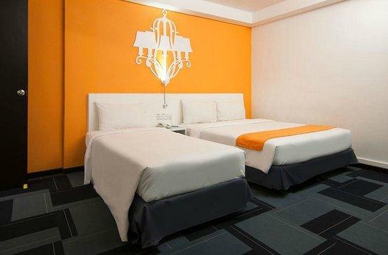 Citrus Hotel Johor Bahru by Compass Hospitality: Family Room