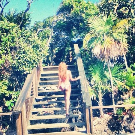 Media Luna Resort & Spa: Tropical Paradise