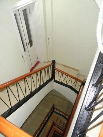 Hotel Urbis Centre : Escaleras