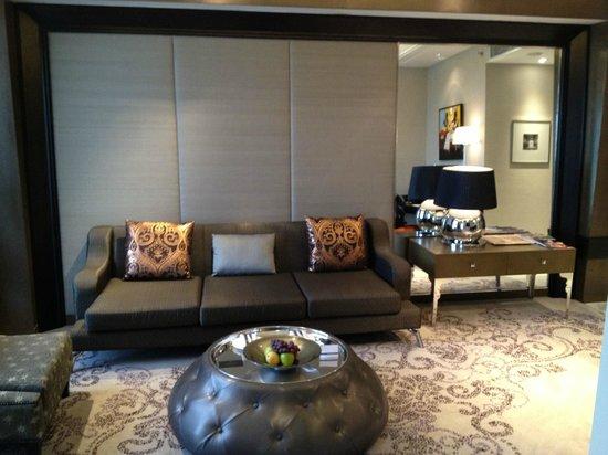 Hyatt Regency Gurgaon: living room